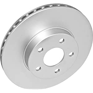 Bosch 15010070 QuietCast Premium Disc Brake Rotor, Rear
