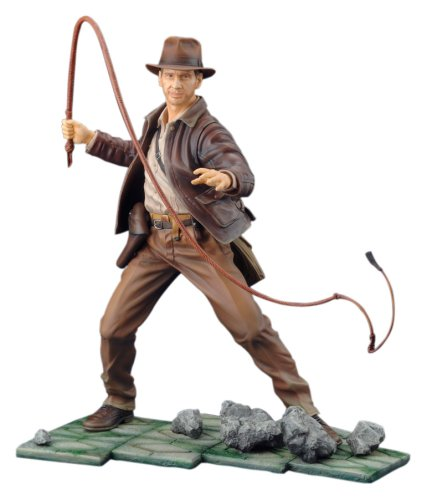 Indiana Jones ArtFX Statue (Indiana Fighter Plane Jones)