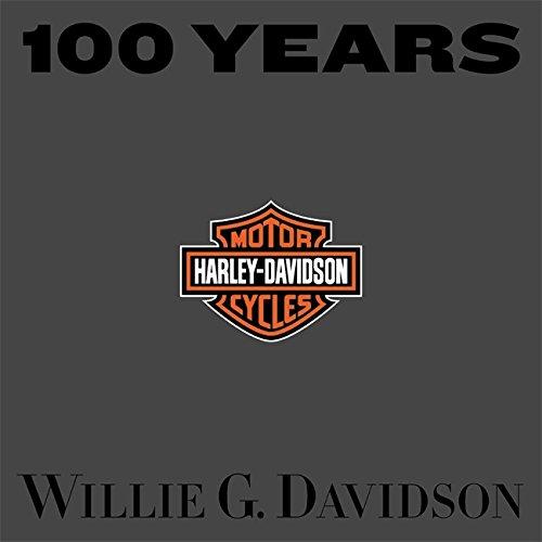 100 Years of Harley Davidson by Brand: Bulfinch