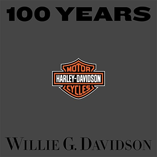 New Harley Davidson Chopper - 100 Years of Harley Davidson