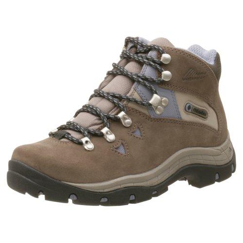 UPC 884791073623, Columbia Women's Ludaman Pass WP Boot, Mud/Swell, 9 M