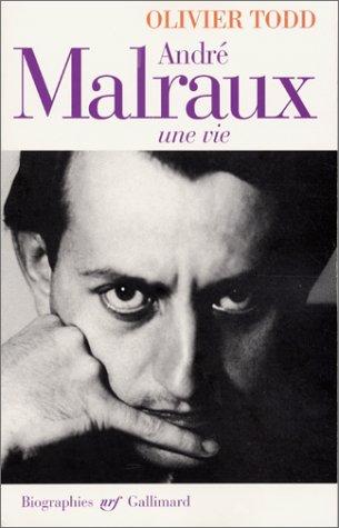 Andre Malraux Une Vie [Pdf/ePub] eBook