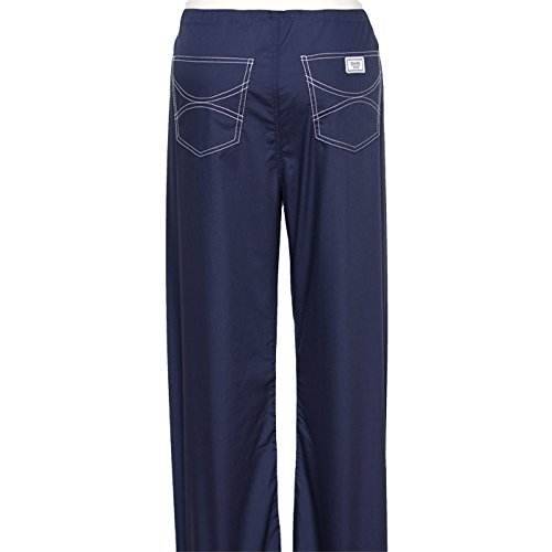 Blue Sky Scrubs Navy Blue Shelby Scrub Bottoms (S)