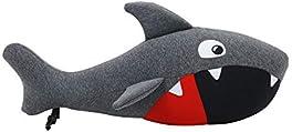 Bichinho Tubarão Mini Bruce Fom Cinza