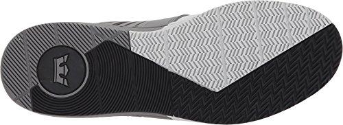 Grey Shoe Supra Mens Grey V Skytop Skate Black Black Light BzB6qUw