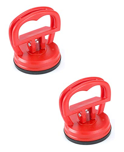 KISEER Heavy Duty Suction Cups, 2 Pcs Screen Suction Cup Repair for iMac, iPhone, iPad, Computer, Tablet or Other LCD Screen