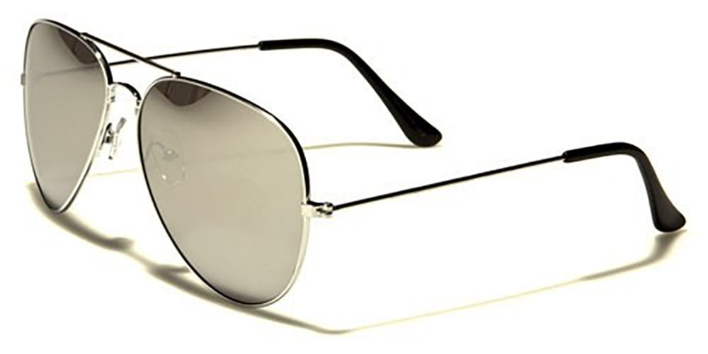 Air Force UV400 Gafas de Sol Estilo Deluxe (La Nueva Temporada) Con Funda