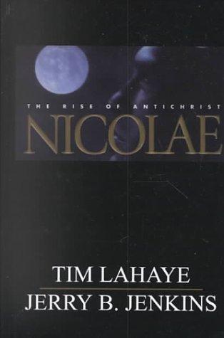 Nicolae  The Rise Of Antichrist  Thorndike Press Large Print Basic Series