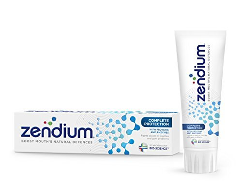 (Zendium Complete Protection Toothpaste 75 ml / 2.5 fl oz)