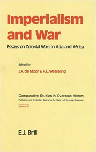 Amazoncom Imperialism And War Essays On Colonial Wars In Asia And  Imperialism And War Essays On Colonial Wars In Asia And Africa  Comparative Studies In Overseas History English Model Essays also Research Paper Essay Example  Writing Services Monmouth University
