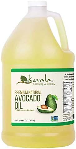 Kevala Avocado Oil, 128 Fluid Ounce