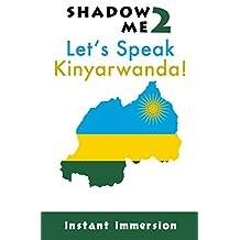 Shadow Me 2: Let's Speak Kinyarwanda! (Shadow Me Language Series)