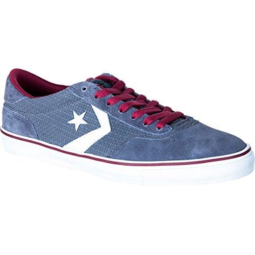 Converse - Zapatillas de skateboarding para hombre gris - Graphite Grey/White