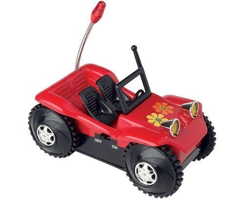 Boys Dune Buggy (The Original Lighting Antenna Flipping Spinning Tumble Buggy, Color May Vary (Red or)