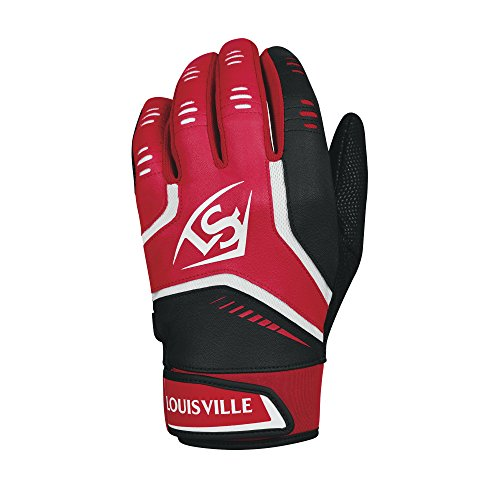 Louisville Slugger Omaha Youth Batting Gloves - Youth Small