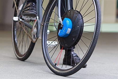 UrbanX Rueda de Bicicleta eléctrica – conocida por Kickstarter ...