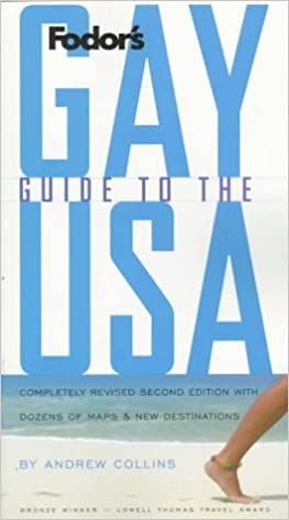 Gay Guide to the USA: The Only Comprehensive Guide for Gay and Lesbian Travellers (Fodor's Gay Guides)