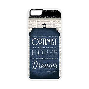 iphone6 4.7 inch Phone Case White Doctor Who WQ5RT7494157