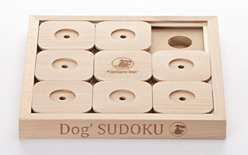 My Intelligent Dogs Midi 0M9Intelligence Toy Dog 'Sudoku Professional 9-M 2