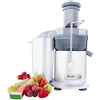 breville juice fountain je95 manual