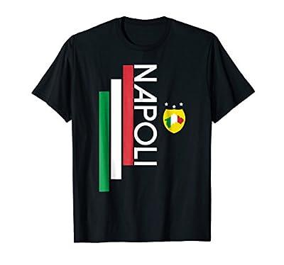 Napoli Jersey Naples Italy Italian Flag Clothes