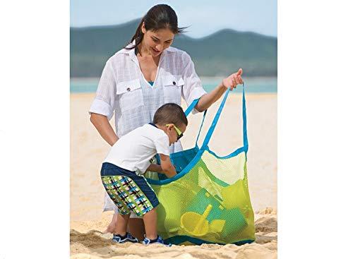 Storage Basket - Super Large Practical Travel Net Bag Beach