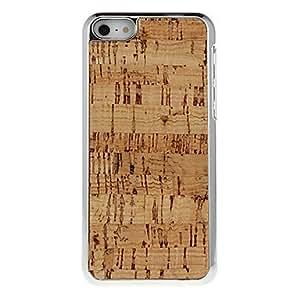 Conseguir Patrón Bark Diseñado Caso de cuerpo completo para iPhone 5C