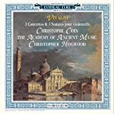3 Concertos & 3 Sonates Pour Violoncelle