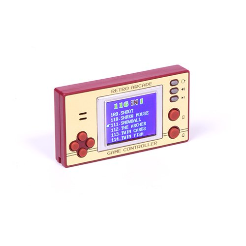 ThumbsUp Retro Pocket Arcade Controller
