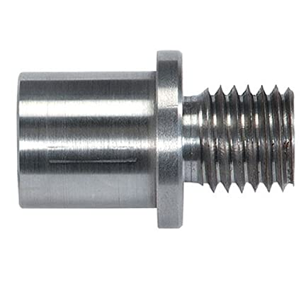 3//4-Inch x 10 TPI to 1-Inch x 8 TPI chuck PSI Woodworking LA341018 Headstock Spindle Adapter