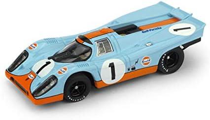 Auto Competizione Die Cast PORSCHE 917K N.1 24 H DAYTONA 1971 J.SIFFERT-D.BELL BOX 50/° Anniversario 1:43 Brumm Modellino