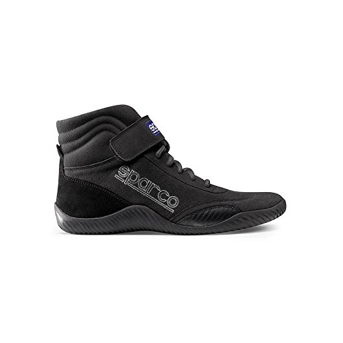 Black (spa00127012N) (Sparco Driving Shoes)