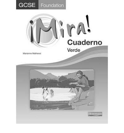 [(Mira GCSE Foundation Workbook Pack )] [Author: Marianne Mathews] [Nov-2009] pdf