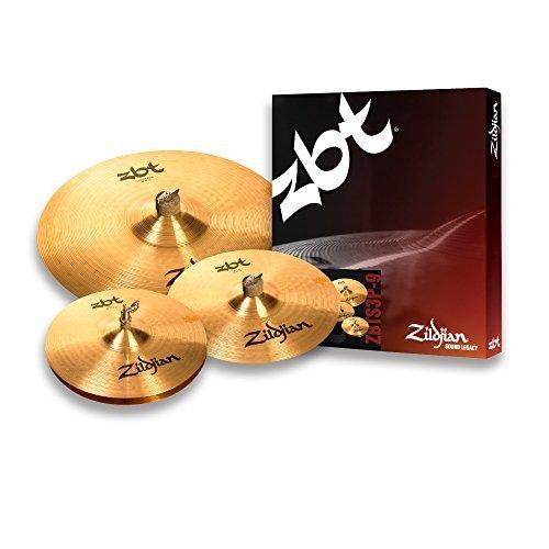Zildjian ZBT Starter Cymbal Set by Avedis Zildjian Company