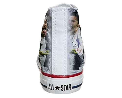 Converse All Star Customized - zapatos personalizados (Producto Artesano) italian soccer 2