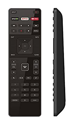 New Remote Control XRT122 fit for Vizio LCD LED HD TV E28hc1 E24c1 E32-c1 E32c1 E32h-c1 E32hc1 E40-c2 E40c2 E40x-c2 E40xc2 E43-c2 E43c2 E48-c2 E48c2 E50-c1 E50c1 E55-c1 E55c1 E55-c2