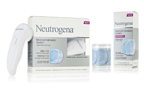 Neutrogena Microdermabrasion Holiday Bonus Pack