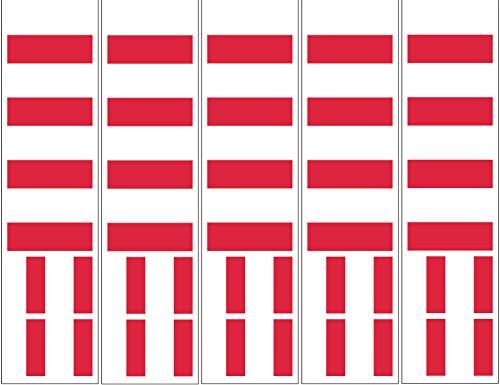 Poland Costume For Girls (40 Tattoos: Poland Flag, Polish Party Favors)