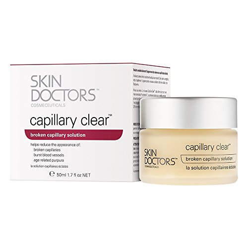 Skin Doctors Capillary Clear, Helps improve the appearance of broken...