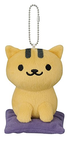 Collector Bolt (Banpresto Neko Atsume: Kitty Collector: Bolt Ichiban Kuji -Daishuugou!- Plush Doll Key)