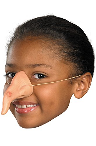 Disguise Costumes Witch Nose, Child -