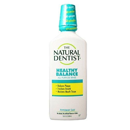 - The Natural Dentist Healthy Balance All Purpose Rinse 16.9 oz