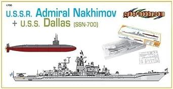 USS Dallas SSN-700 US Navy Decal Sticker