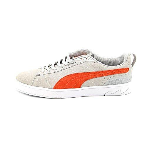 Puma Mens Framtida Mocka Lo 2,0 Sneakers Grå