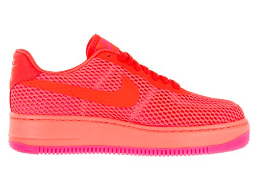 Nike Womens Af1 Low Upstep Vrijetijdsschoenen Total Crimson