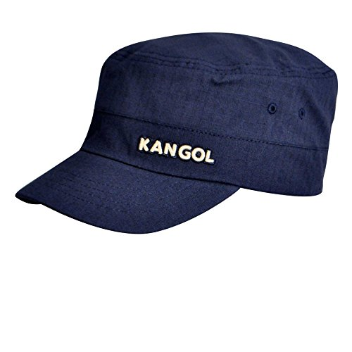 - Kangol Men's Ripstop Army Cap, Navy, Small/Medium