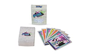 Nine 2 Nothing - Family Card Game - As Featured on Channel 4's Buy It Now - White