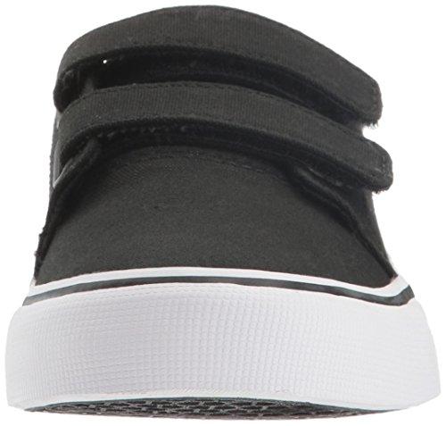 DC , Chaussures de skateboard pour garçon - multicolore - noir/blanc, 32 EU enfant