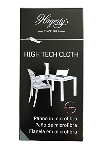 Hagerty HIGH TECH CLOTH panno in microfibra per schermi vetro cristallo