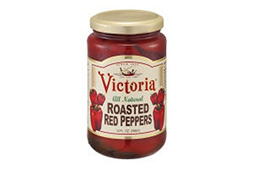 PEPPERS, RED ROASTED , Pack of 3 by VCTRIA (Image #1)